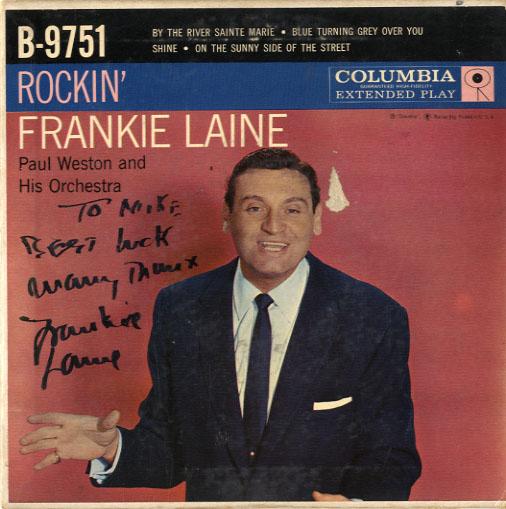 frankie laine the cry of the wild goose