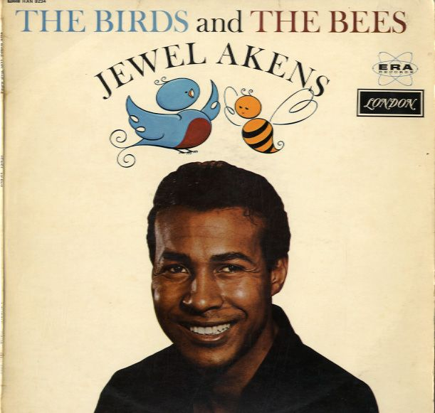 Jewel Akens The Birds And The Bees Han 8234