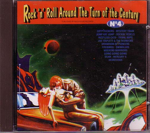 Various Artists - Rock 'n' Roll Around The Turn Of The Century 4